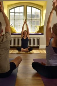 Flow Yoga Individual Small Group Sessions