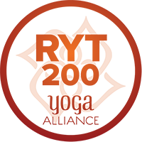 Registered Yoga Teacher Yoga Alliance